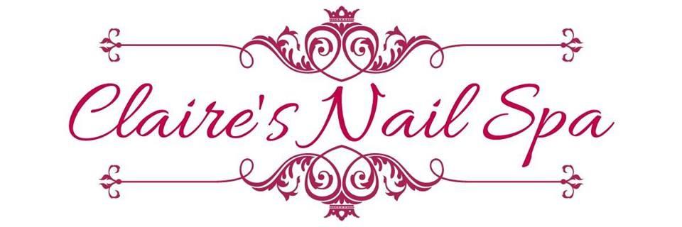 Claires Nail Spa logo
