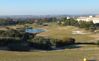 Montecastillo Golf Resort, Jerez, Spain