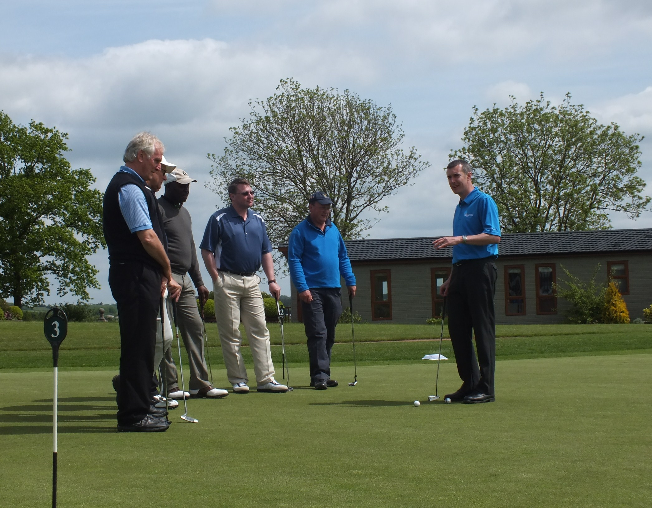 Coaching available at Astbury Hall