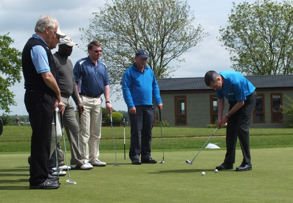 putting group