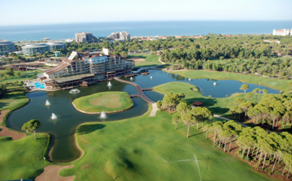 Sueno Hotel Golf Belek, Turkey